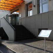 MOHA Ház – főbejárat